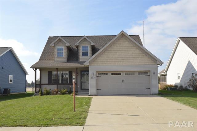 502 Cottonwood Circle, East Peoria, IL 61611 (#1189348) :: Adam Merrick Real Estate