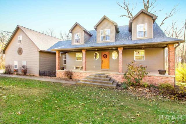 1315 N Hickory Hills Road, Germantown Hills, IL 61548 (#1189628) :: Adam Merrick Real Estate