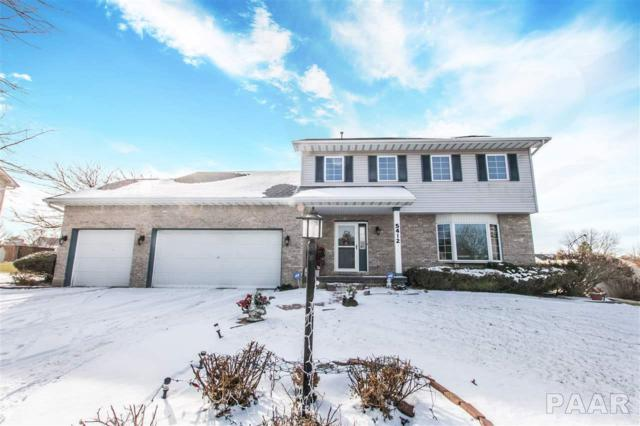 5412 W Timberedge Drive, Peoria, IL 61615 (#1190193) :: Adam Merrick Real Estate