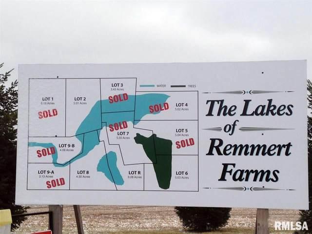 Lot 6 Remmert Farms, Eureka, IL 61530 (#PA1190208) :: Killebrew - Real Estate Group