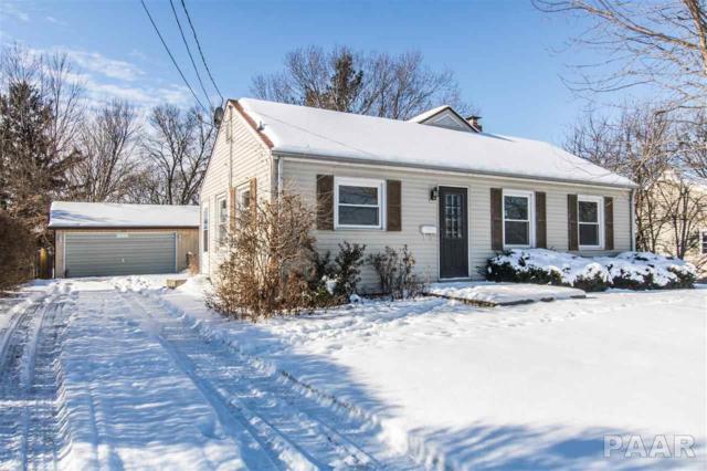 206 S Walnut Street, Eureka, IL 61530 (#1190423) :: Adam Merrick Real Estate