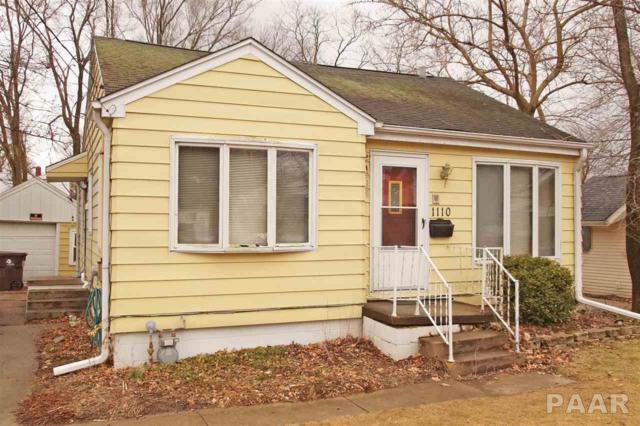 1110 E Forrest Hill Avenue, Peoria, IL 61603 (#1190424) :: Adam Merrick Real Estate