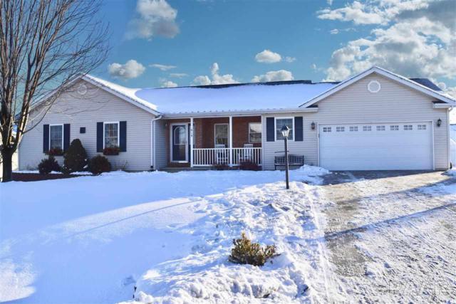 615 Bittersweet Avenue, Germantown Hills, IL 61548 (#1190448) :: Adam Merrick Real Estate