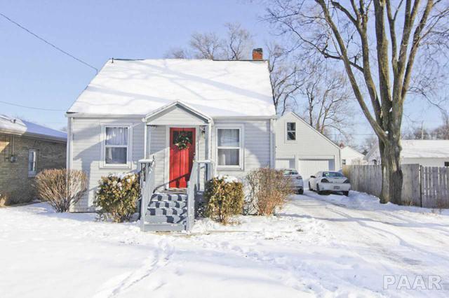 3810 S Chalmers Avenue, Bartonville, IL 61607 (#1190476) :: Adam Merrick Real Estate
