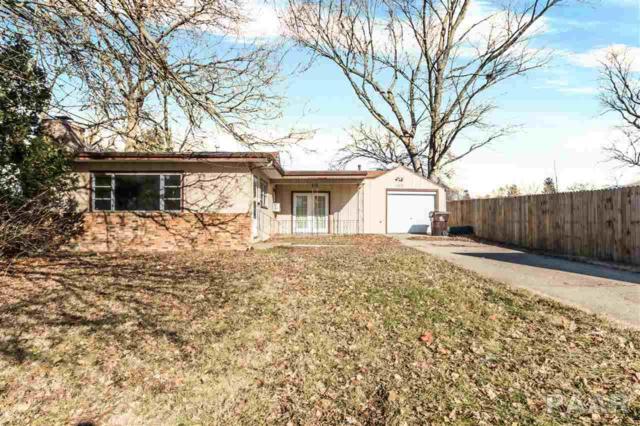 927 W Florence Avenue, Peoria, IL 61604 (#1190553) :: Adam Merrick Real Estate