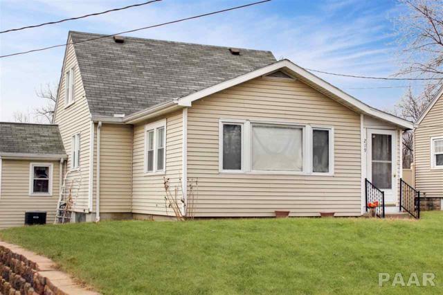 219 N Harrison, Bartonville, IL 61607 (#1190726) :: Adam Merrick Real Estate