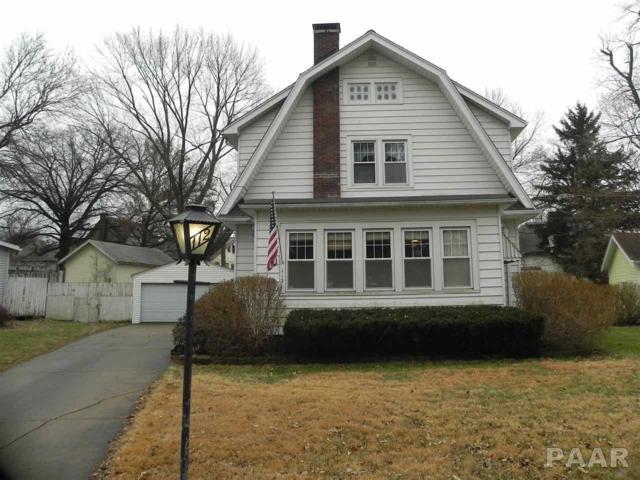 112 E Briarwood Court, Peoria, IL 61603 (#1190870) :: Adam Merrick Real Estate
