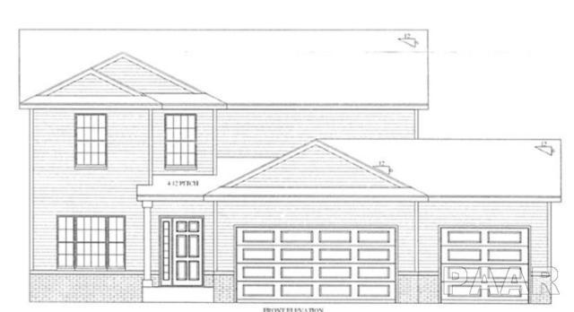 3126 W Boulder Point Court, Dunlap, IL 61525 (#1191075) :: Adam Merrick Real Estate