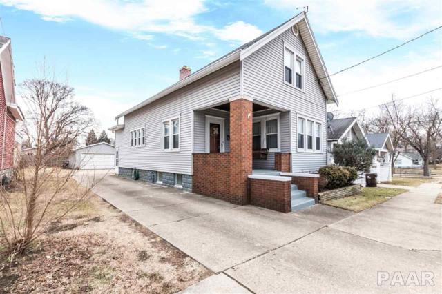 1010 W Mcclure Avenue, Peoria, IL 61604 (#1191092) :: Adam Merrick Real Estate