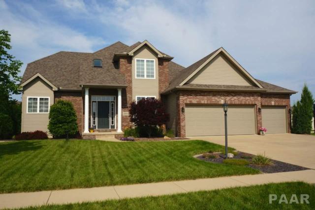 1604 Magnolia, Washington, IL 61571 (#1191172) :: Adam Merrick Real Estate