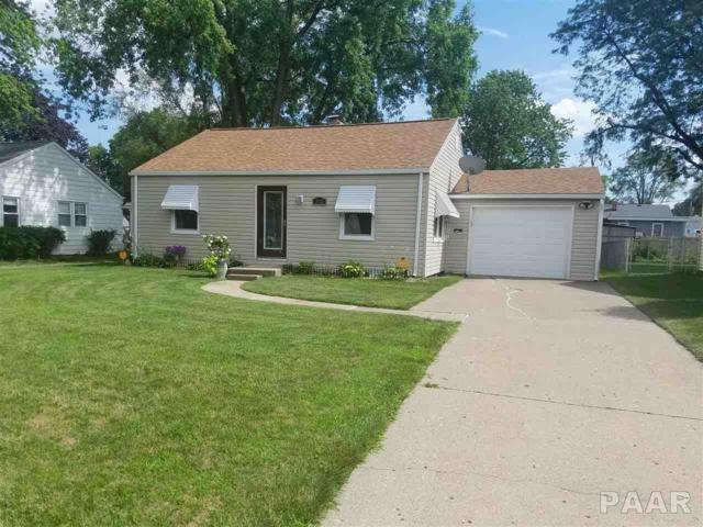 2134 W Harper, Peoria, IL 61604 (#1191353) :: Adam Merrick Real Estate