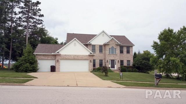 615 S Prairieview Drive, Dunlap, IL 61525 (#1191415) :: Adam Merrick Real Estate
