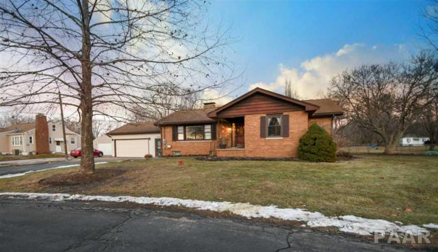 1008 Spring Bay Road, East Peoria, IL 61611 (#1191523) :: Adam Merrick Real Estate