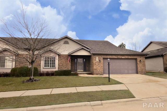 6909 N Willow Ridge Drive #6909, Peoria, IL 61615 (#1191655) :: Adam Merrick Real Estate