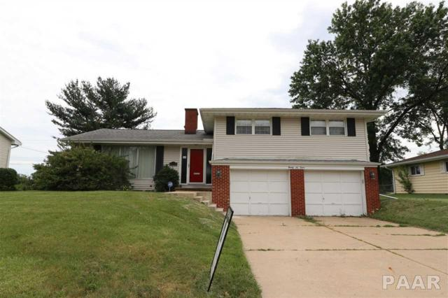 2612 W Newman Parkway, Peoria, IL 61604 (#1191715) :: Adam Merrick Real Estate