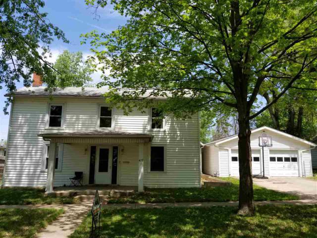 407 Eighth Street, Lacon, IL 61540 (#1192124) :: Adam Merrick Real Estate
