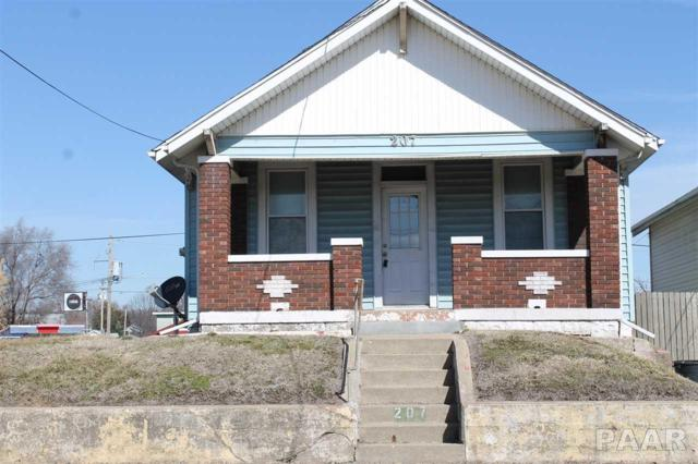 207 Collier Avenue, Bartonville, IL 61607 (#1192189) :: Adam Merrick Real Estate