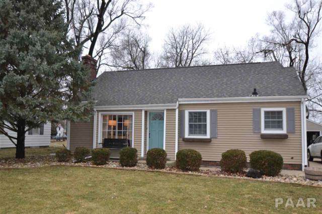 5105 N Martha Street, Peoria, IL 61614 (#1192203) :: Adam Merrick Real Estate