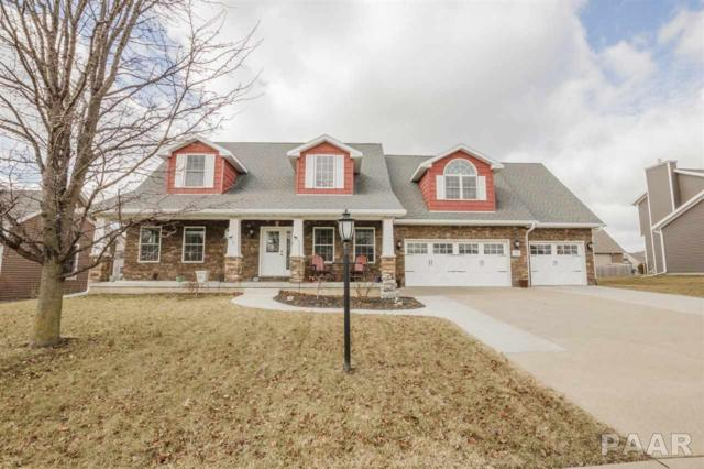 805 Wellington, Washington, IL 61571 (#1192236) :: Adam Merrick Real Estate