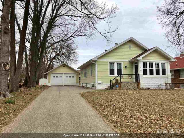 822 E Calhoun Street, Macomb, IL 61455 (#1192473) :: Adam Merrick Real Estate