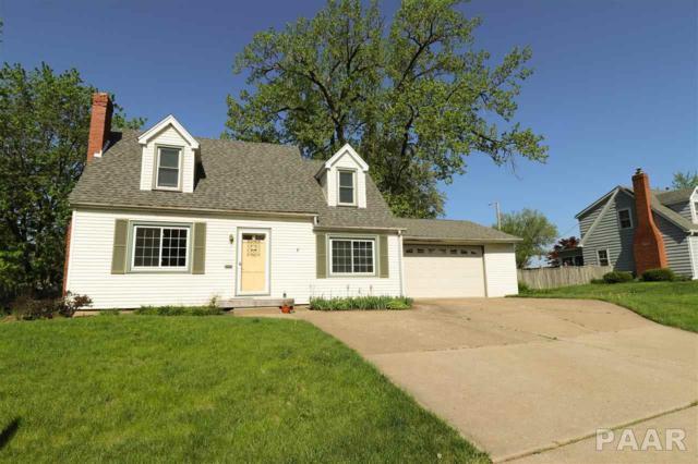 645 W Knollcrest Drive, Peoria, IL 61614 (#1192518) :: Adam Merrick Real Estate
