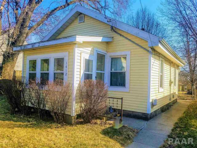 1412 E Paris Avenue, Peoria, IL 61603 (#1192601) :: Adam Merrick Real Estate