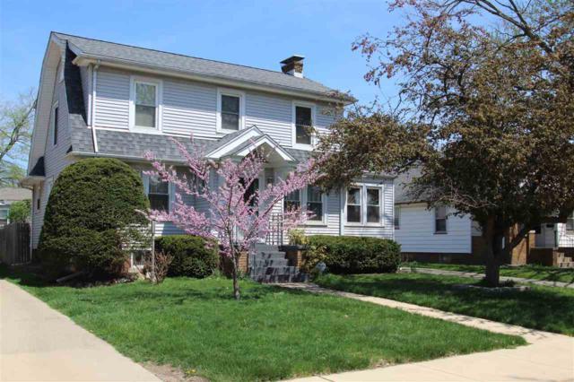 2521 W Kenwood Avenue, West Peoria, IL 61604 (#1192980) :: Adam Merrick Real Estate
