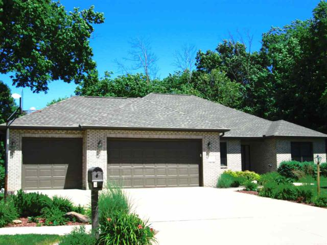 136 Fawn Haven Drive, East Peoria, IL 61611 (#1193535) :: Adam Merrick Real Estate