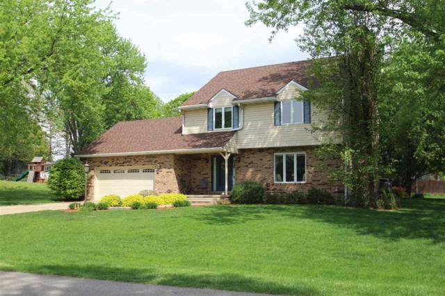225 Whispering Oaks Drive, Germantown Hills, IL 61548 (#1193565) :: Adam Merrick Real Estate