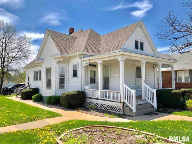 427 W Jackson Street, Macomb, IL 61455 (#PA1193999) :: Paramount Homes QC