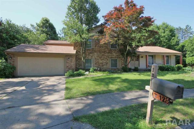 128 W Whitehall Court, Peoria, IL 61614 (#PA1194751) :: Adam Merrick Real Estate