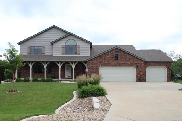 909 Hickory Creek Court, Metamora, IL 61548 (#1195309) :: Adam Merrick Real Estate