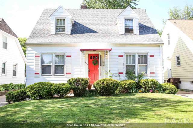 223 E Odell Place, Peoria, IL 61603 (#1195414) :: Adam Merrick Real Estate