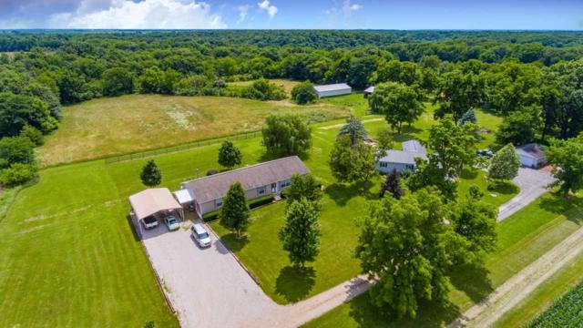 901 Deer Run Road, Lacon, IL 61540 (#1195437) :: Adam Merrick Real Estate