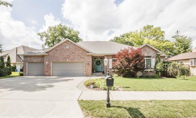 5511 W Ancient Oak Drive, Peoria, IL 61615 (#1195873) :: Adam Merrick Real Estate