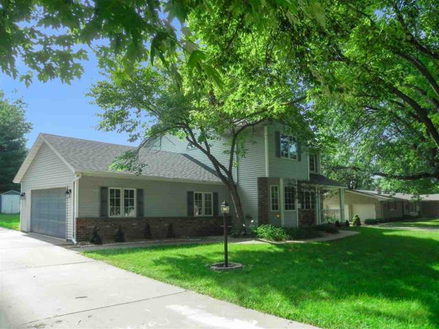 816 Oakwood Road, East Peoria, IL 61611 (#1195972) :: Adam Merrick Real Estate