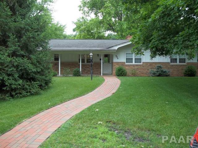 906 W Oakglen, Peoria, IL 61614 (#1195984) :: Adam Merrick Real Estate
