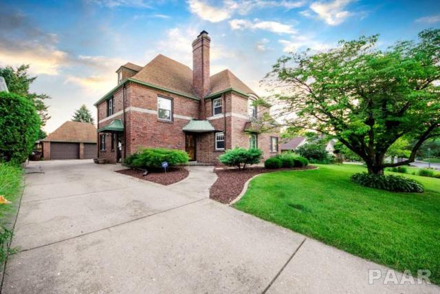 306 W Stratford Drive, Peoria, IL 61614 (#PA1196036) :: Killebrew - Real Estate Group
