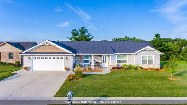 1318 Cedar Lake Drive, Metamora, IL 61548 (#1196144) :: Adam Merrick Real Estate