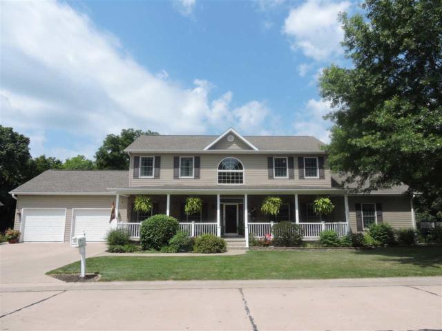 1201 Stacy Lane, Macomb, IL 61455 (#1196212) :: Adam Merrick Real Estate