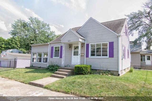 1422 E Crestwood Drive, Peoria, IL 61614 (#1197141) :: Adam Merrick Real Estate