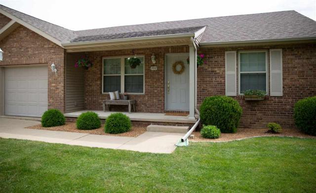 700 Coal Bank Road, Metamora, IL 61548 (#1197237) :: Adam Merrick Real Estate