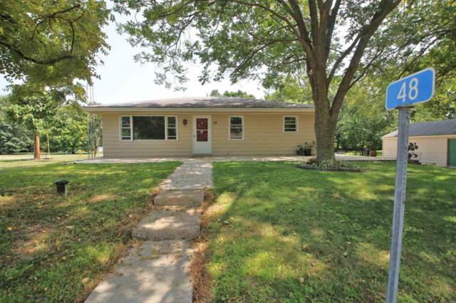48 S Riverview Drive, East Peoria, IL 61611 (#1197294) :: Adam Merrick Real Estate