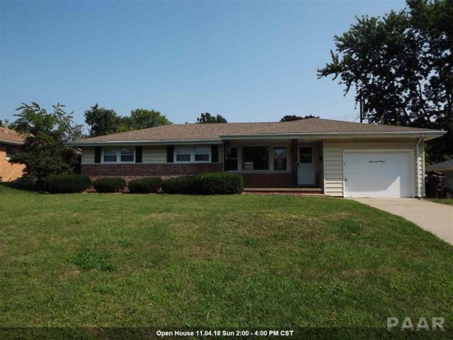 1703 W Baywood Avenue, Peoria, IL 61614 (#1197311) :: Adam Merrick Real Estate