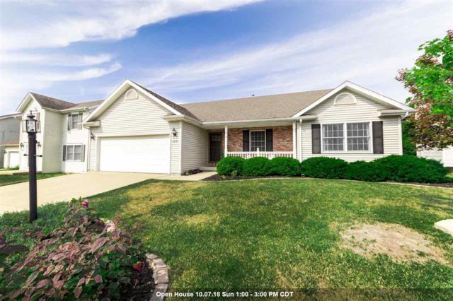 5619 N Stonewood Court, Peoria, IL 61615 (#1197431) :: Adam Merrick Real Estate