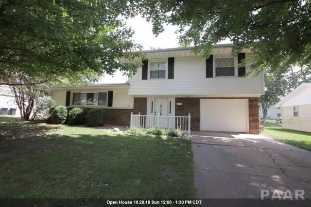 702 Westgate Road, Washington, IL 61571 (#1197679) :: Adam Merrick Real Estate