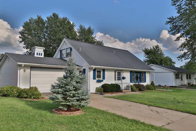 5402 N Arrow Drive, Peoria, IL 61614 (#1197790) :: Adam Merrick Real Estate