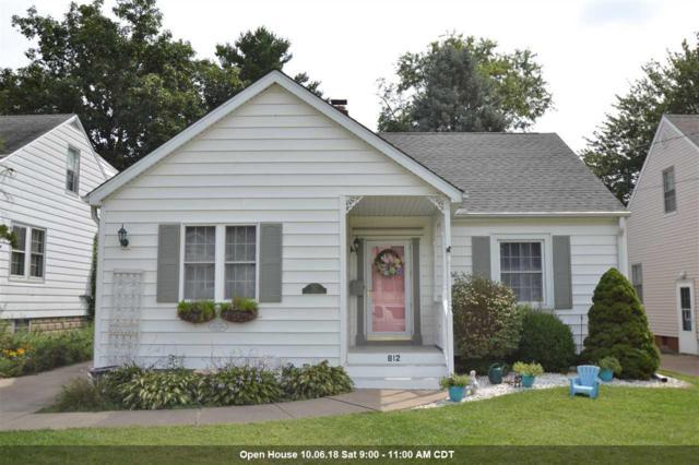 812 E Lake, Peoria Heights, IL 61616 (#1197886) :: Adam Merrick Real Estate