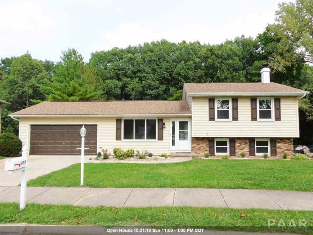 1307 W Buckingham Drive, Peoria, IL 61614 (#1197973) :: Adam Merrick Real Estate
