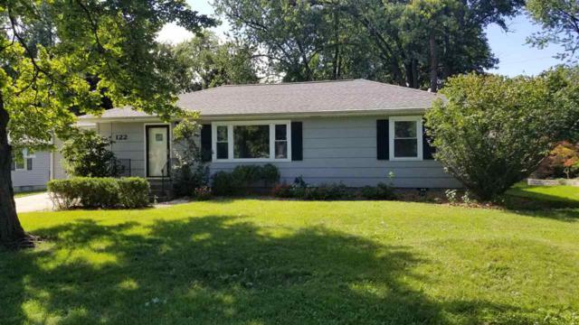 122 W Northridge Lane, Peoria, IL 61614 (#1198056) :: Adam Merrick Real Estate